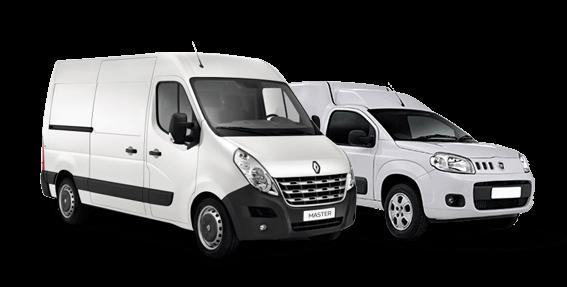Serviços de Distribuição com Motoristas